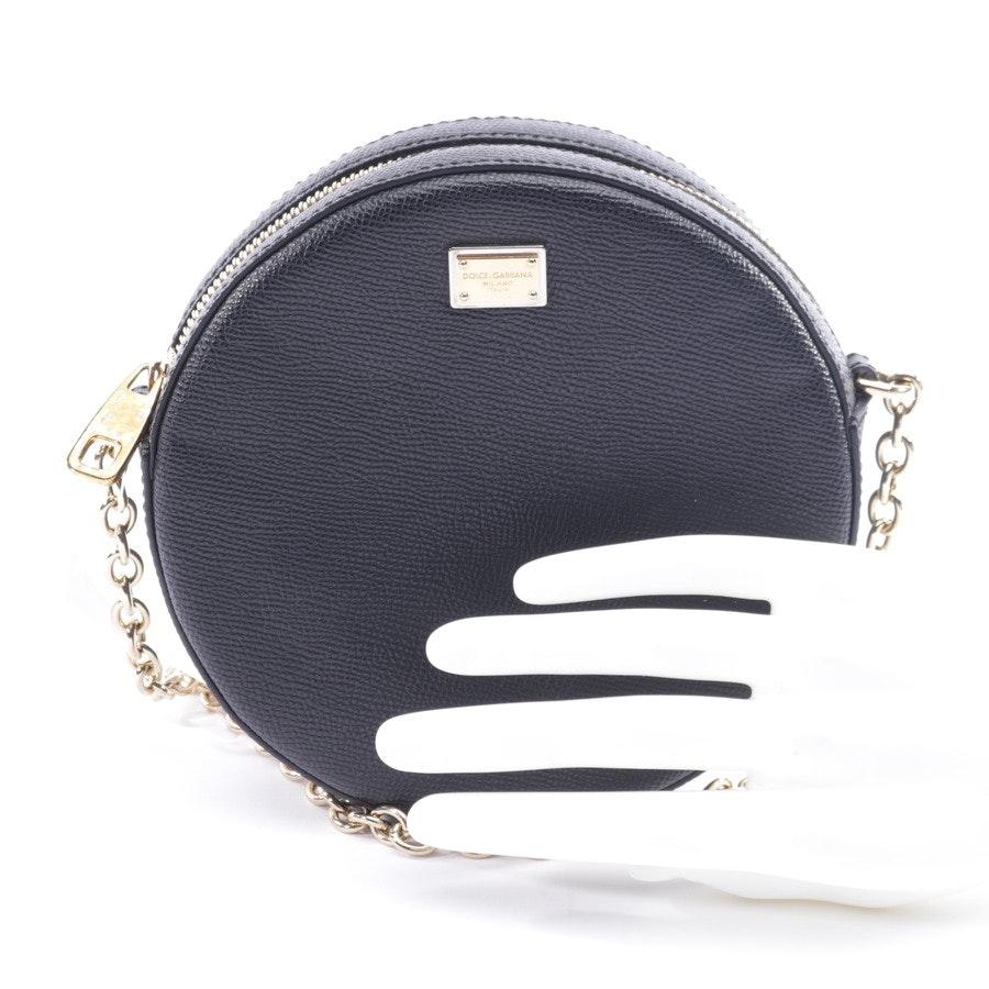 Abendtasche von Dolce & Gabbana in Schwarz und Gold