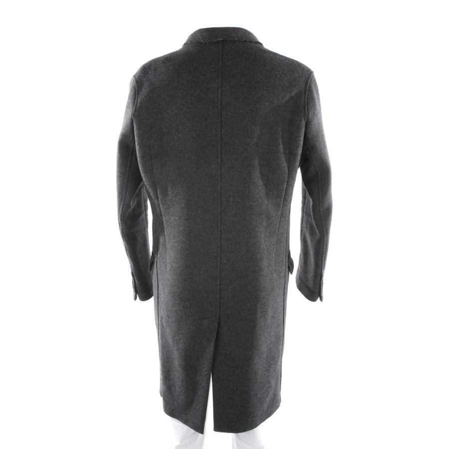 between-seasons jackets from Lanvin in grey mottled size 50