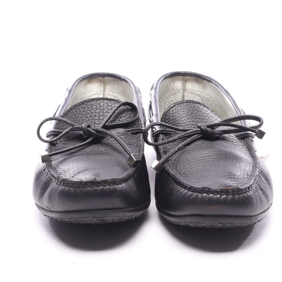 loafers from Unützer in black size EUR 38,5