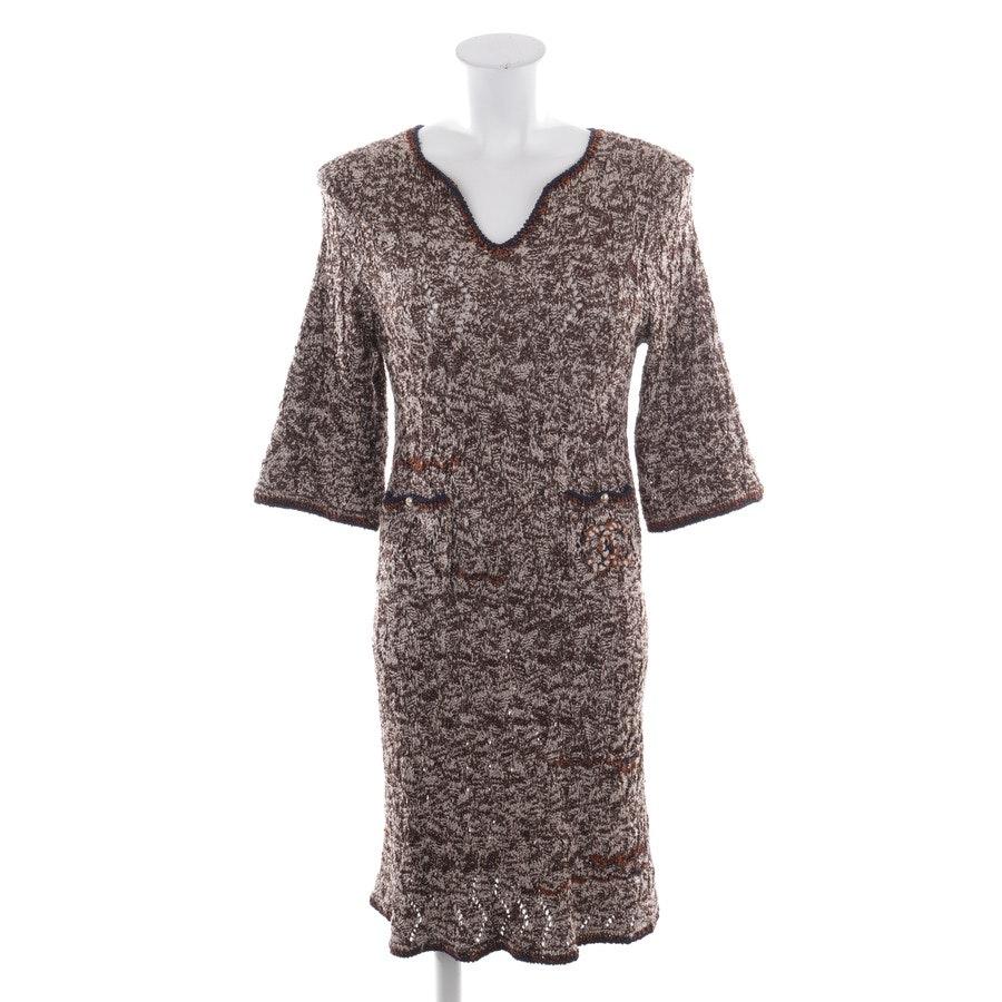 Kleid von Chanel in Multicolor Gr. 34 FR 36