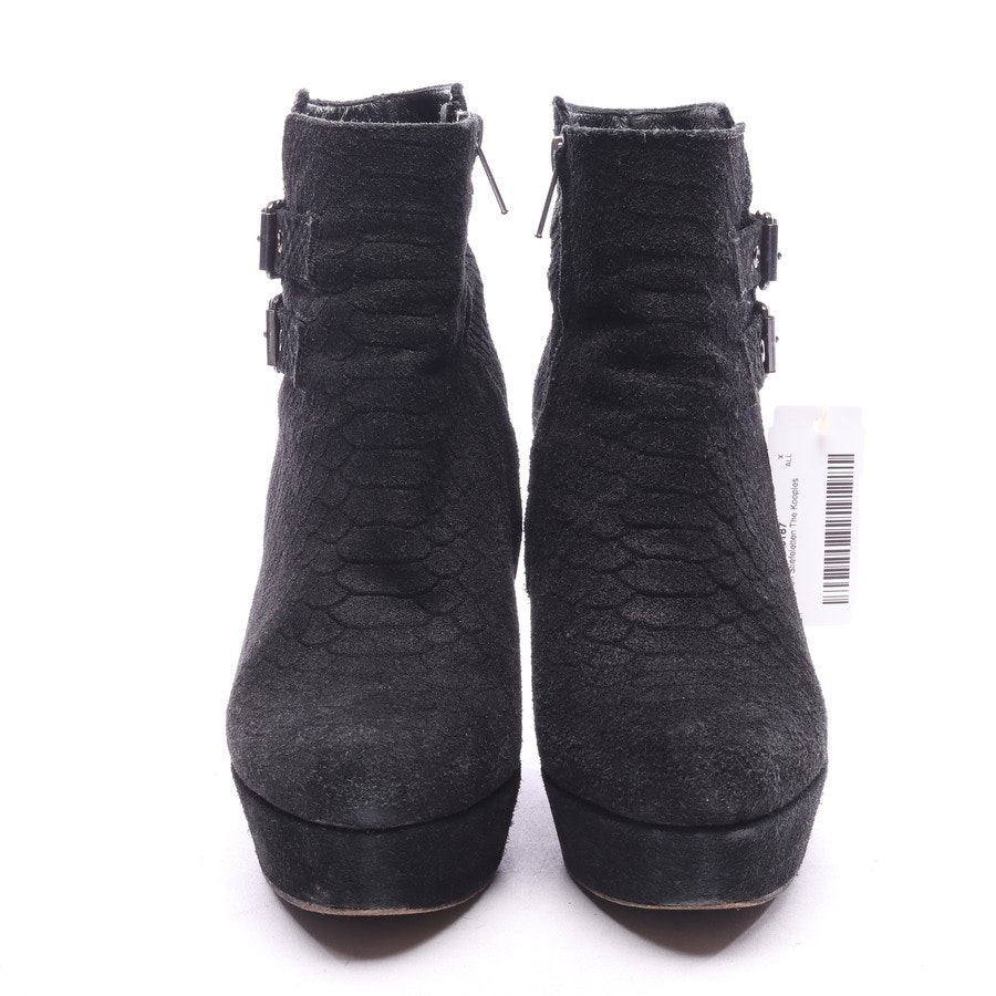 ankle boots from The Kooples in black size EUR 37