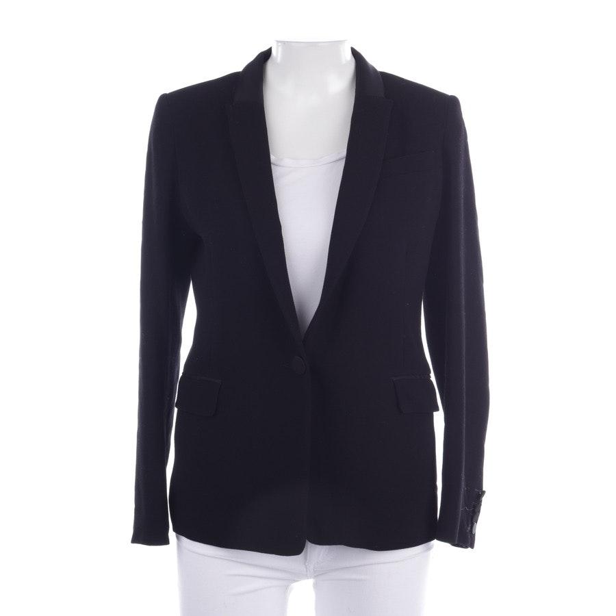 blazer from Sandro in black size 34 FR 36