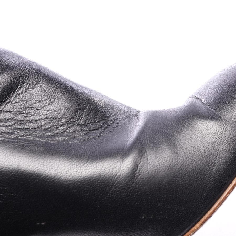 Stiefeletten von Chanel in Schwarz Gr. EUR 38,5