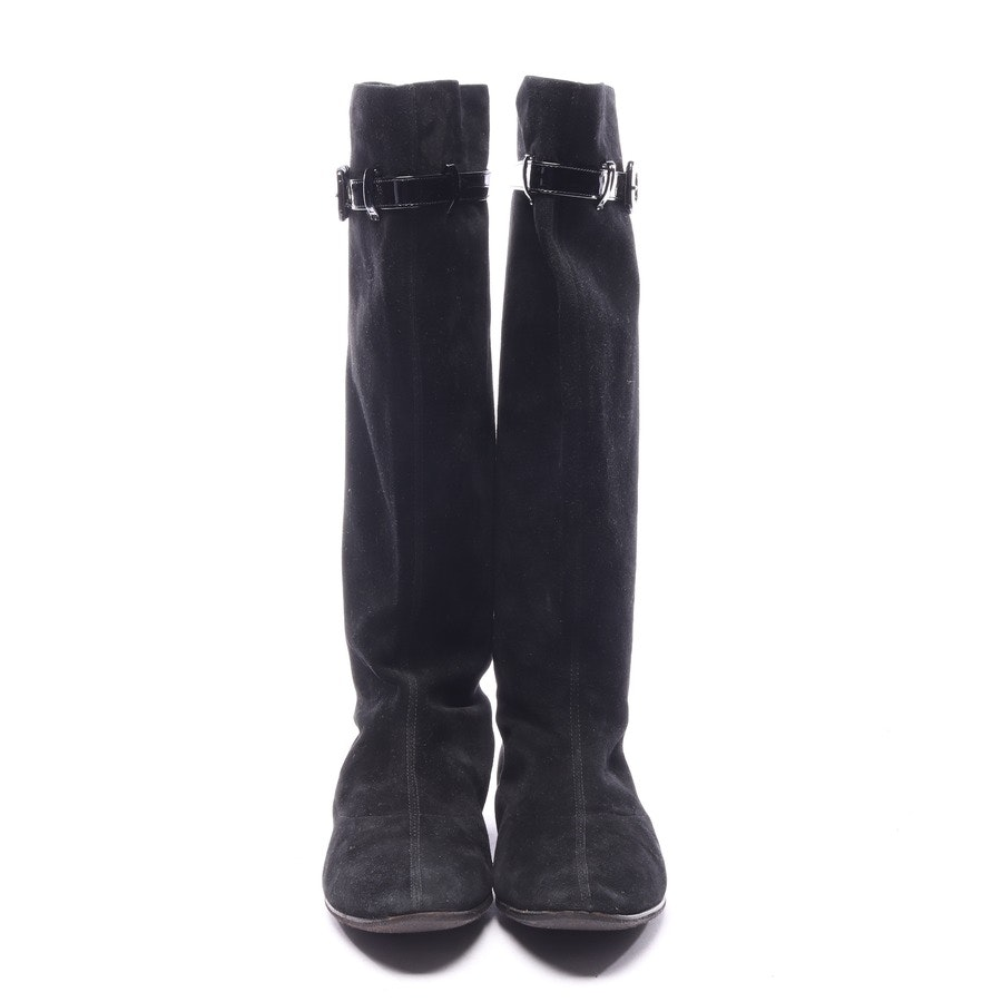 boots from Pollini in black size EUR 38,5