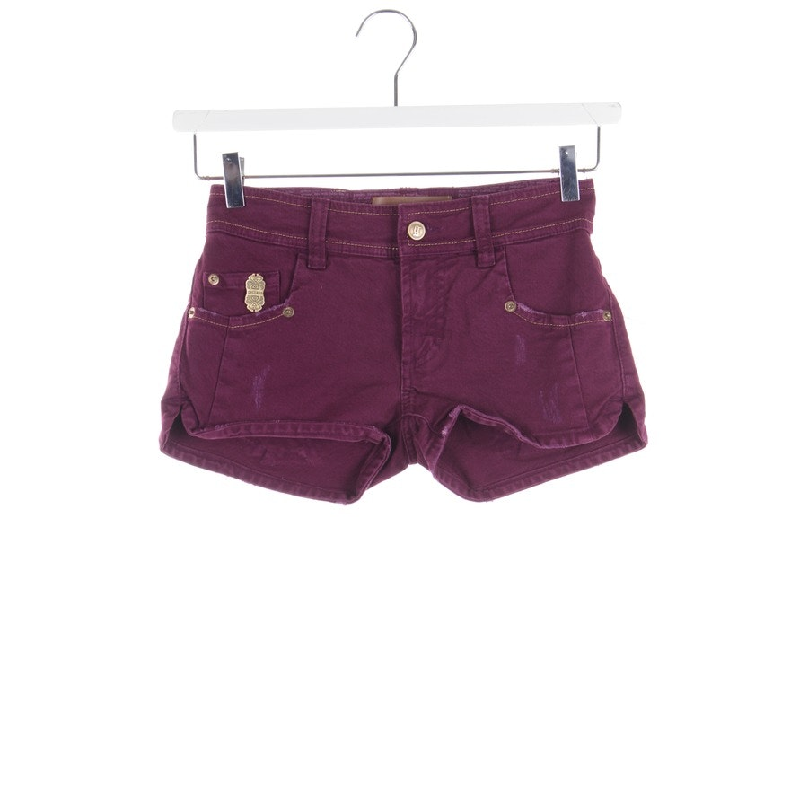 shorts from John Galliano in plum size W25 - new