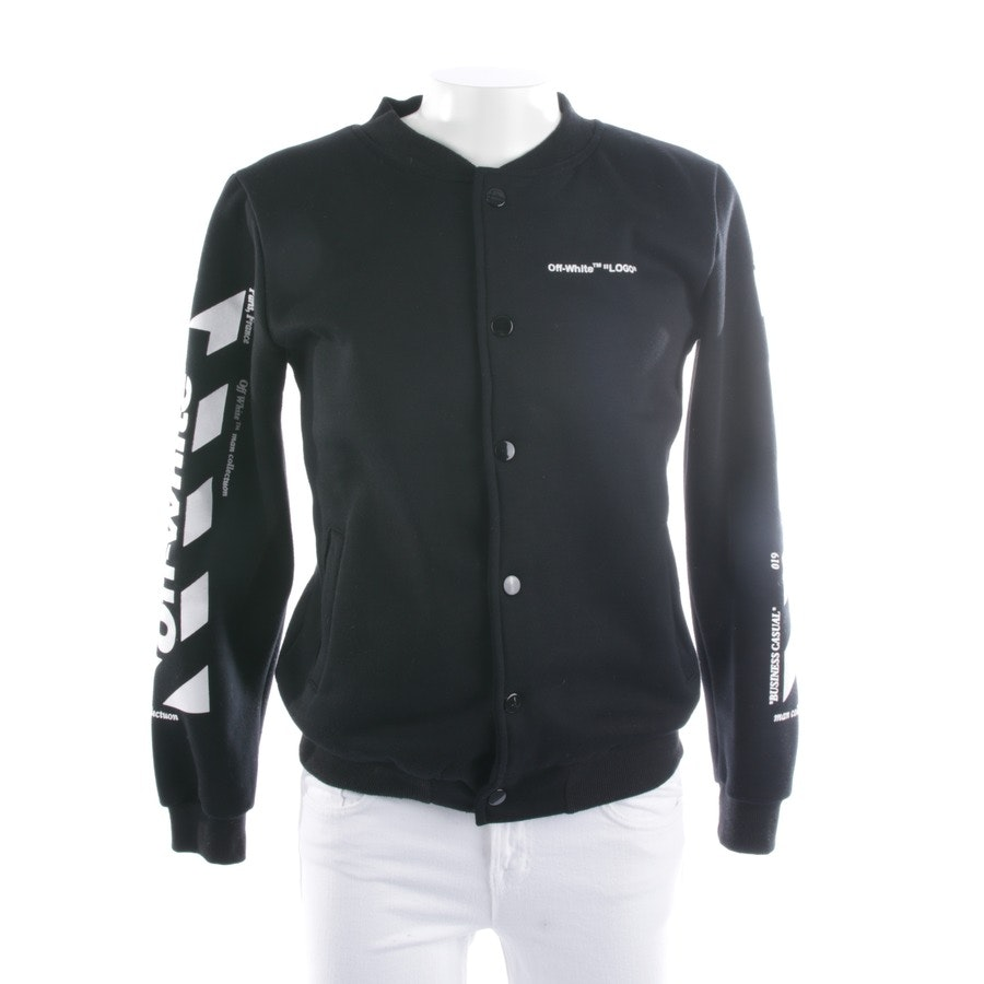between-seasons jackets from Off-White in black and white size M