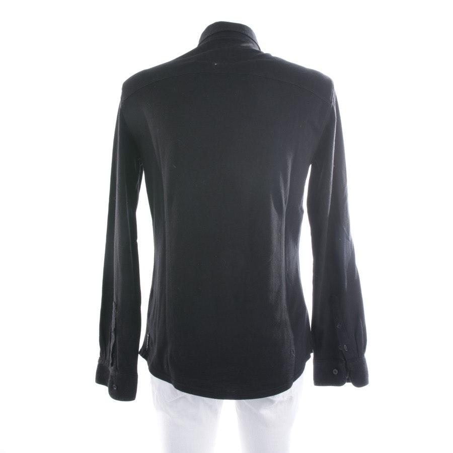 Freizeithemd von Armani Jeans in Schwarz Gr. L
