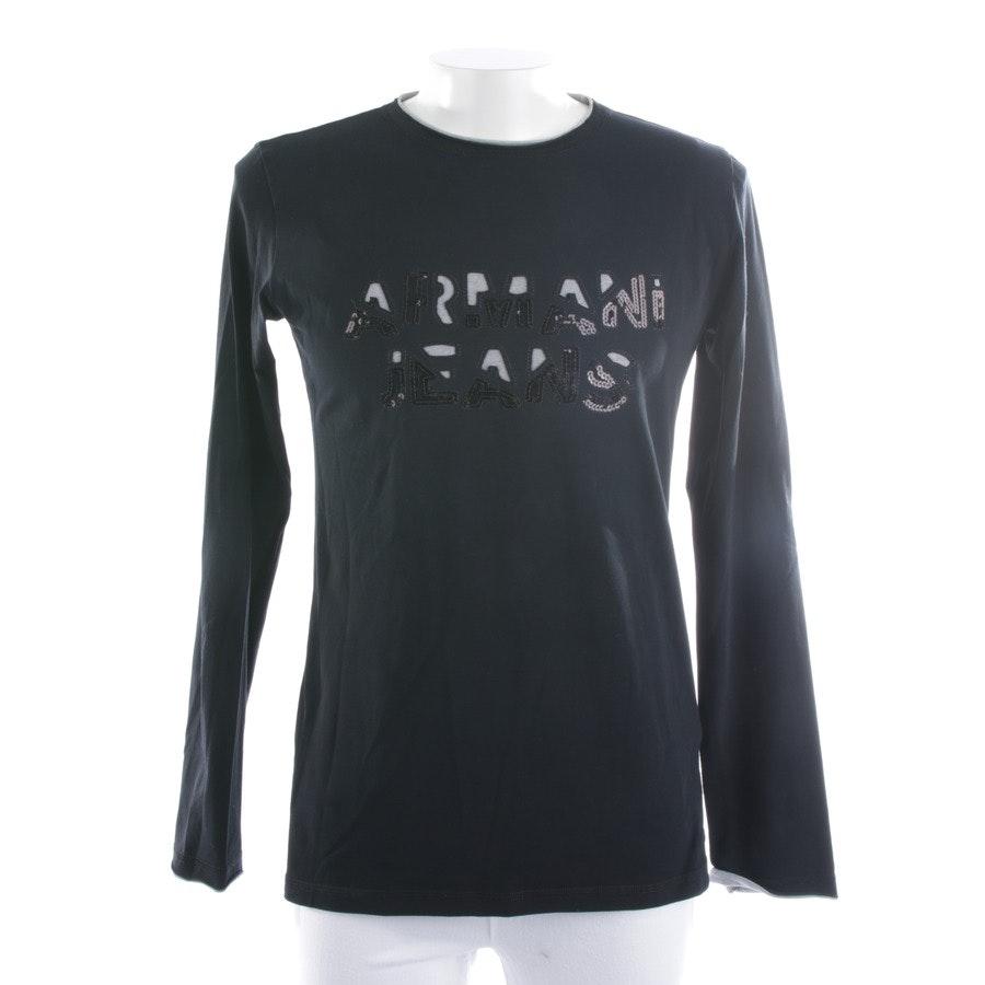 Longsleeve von Armani Jeans in Schwarz Gr. 2XL