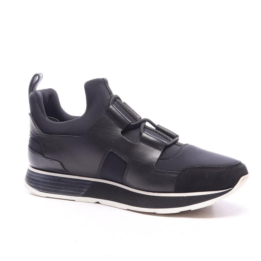 Sneaker von Hermès in Nachtblau und Schwarz Gr. EUR 36