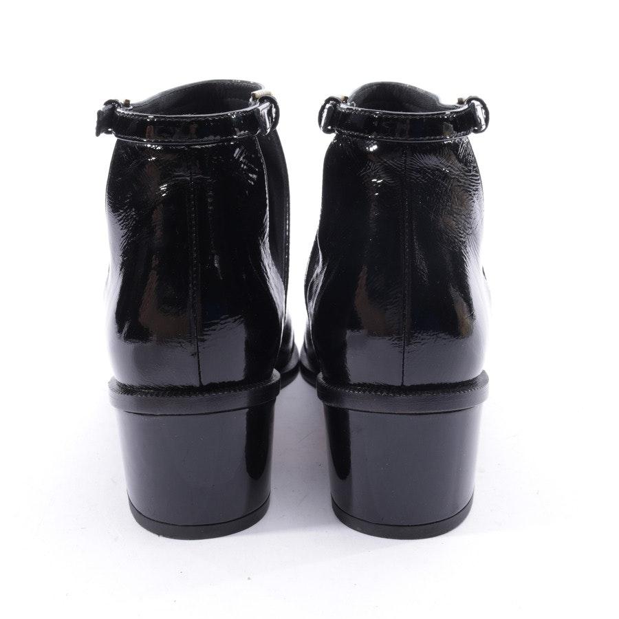 Ankle Boots von Chanel in Schwarz Gr. EUR 37
