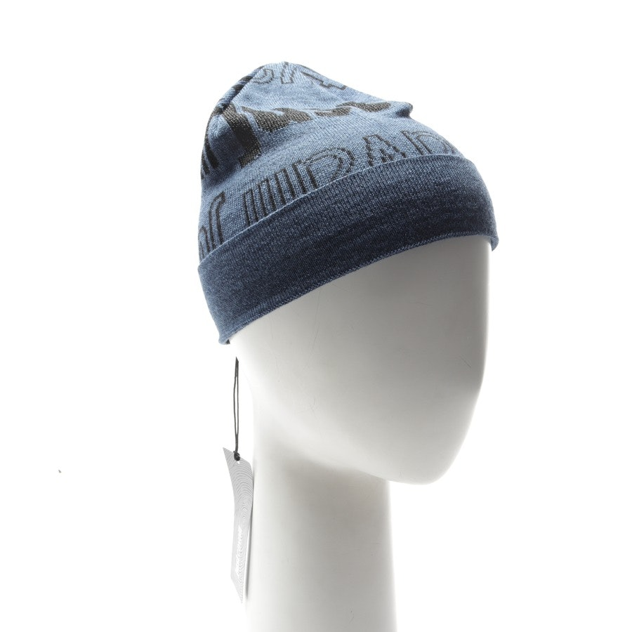 caps from Just Cavalli in blue and black size S - new