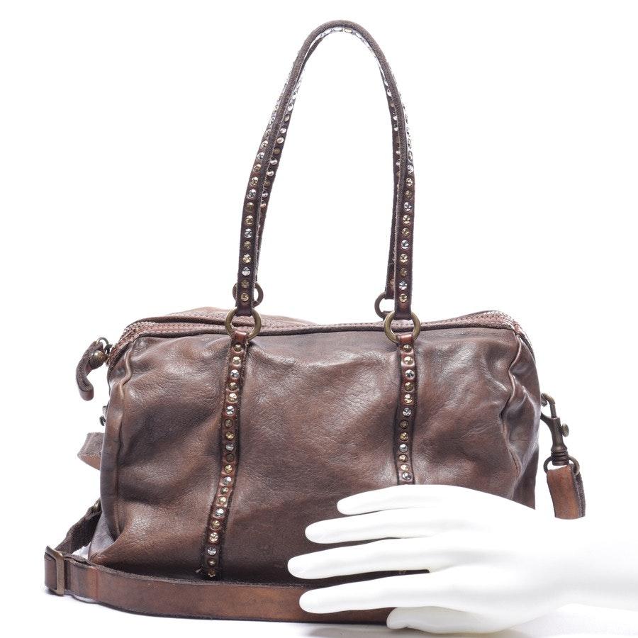 Baguette Tasche von Campomaggi in Braun