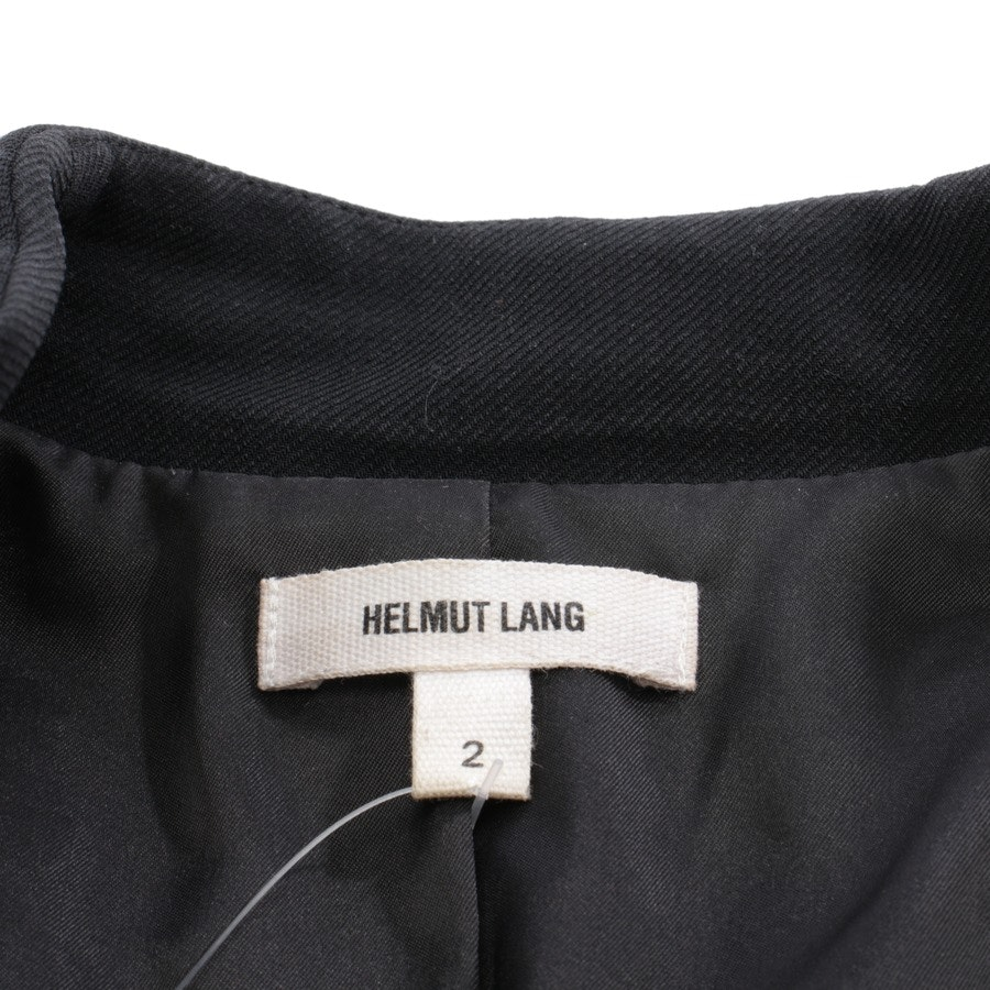 summer jackets from Helmut Lang in black size 36 / 2