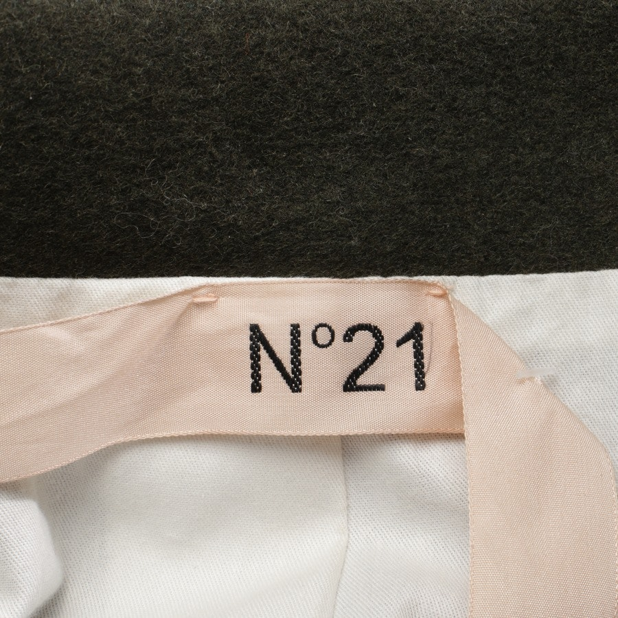between-seasons jackets from N°21 in olive size 34 IT 40