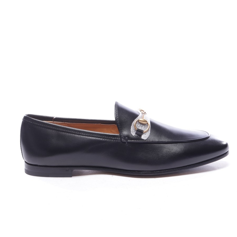 loafers from Gucci in black size EUR 38,5 - new - jordaan