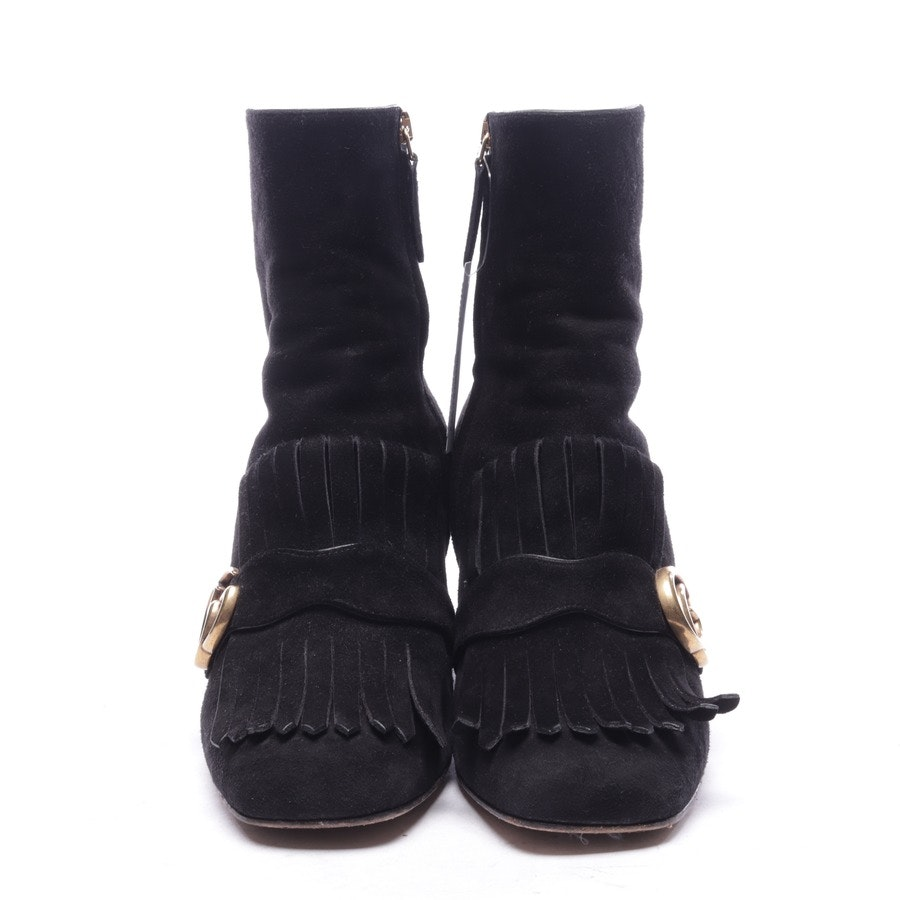 ankle boots from Gucci in black size EUR 39 - marmont