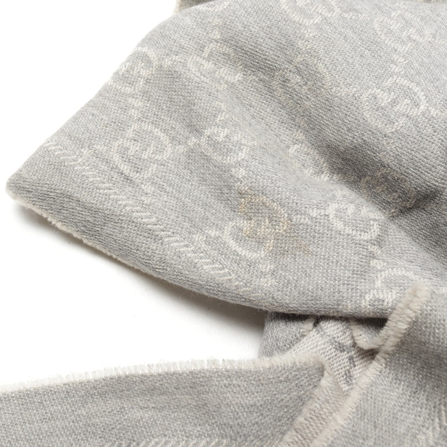 scarf from Gucci in grey