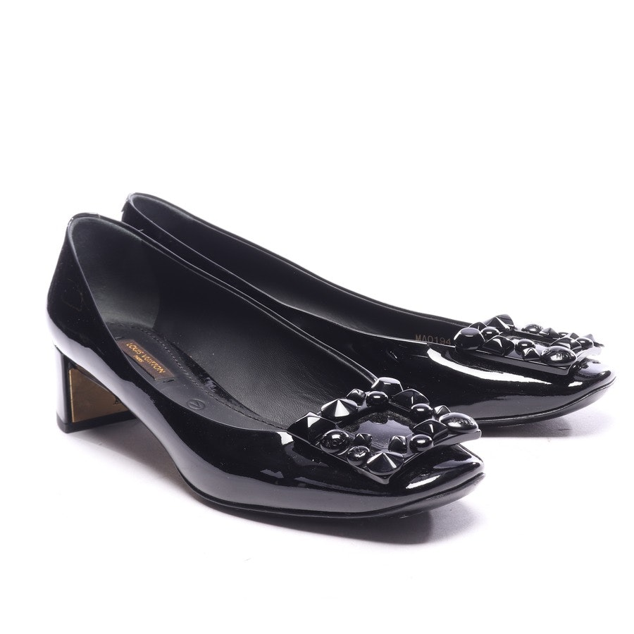 Pumps von Louis Vuitton in Schwarz Gr. EUR 37,5