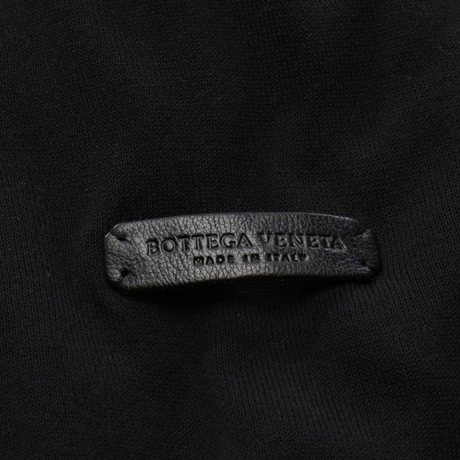 leather jacket from Bottega Veneta in black size 48