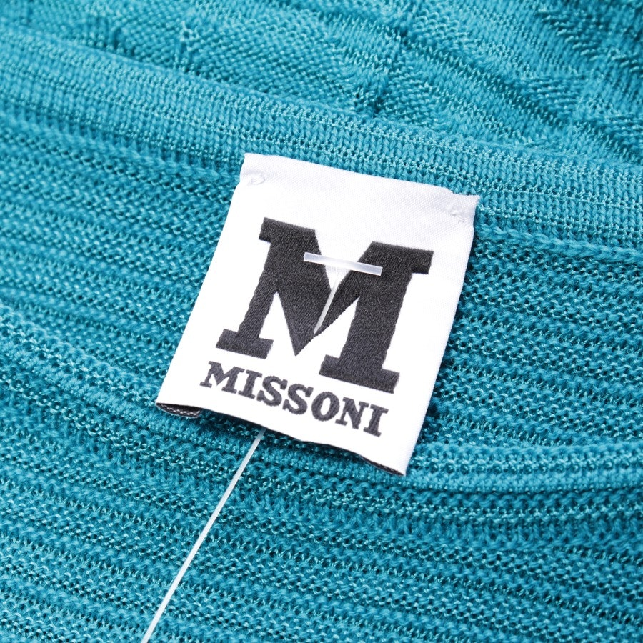 dress from Missoni M in turquoise size 32 IT 38