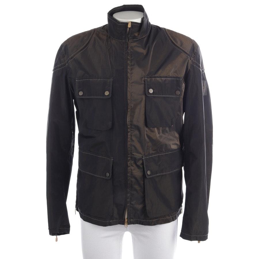 summer jackets from Belstaff in bronze size L - silver