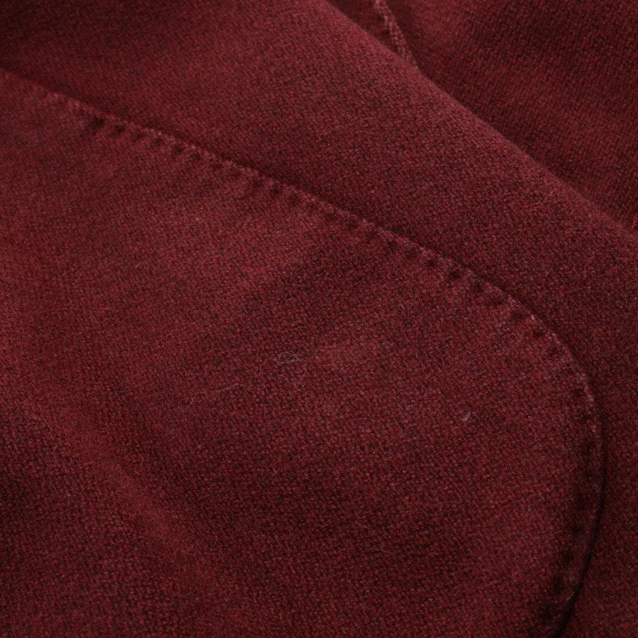 blazer from Boglioli in burgundy size 50 - k.jacket