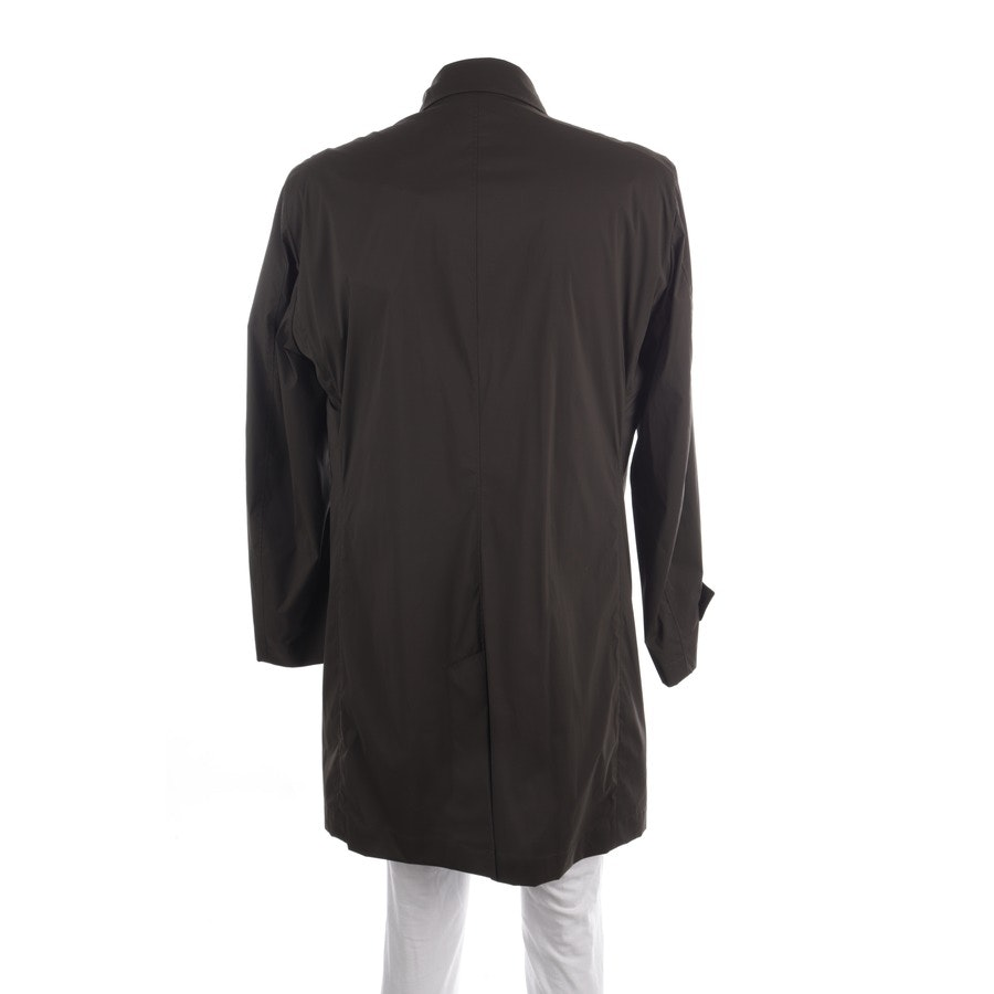 between-seasons jackets from Hugo Boss Black Label in forest green size 46 - new