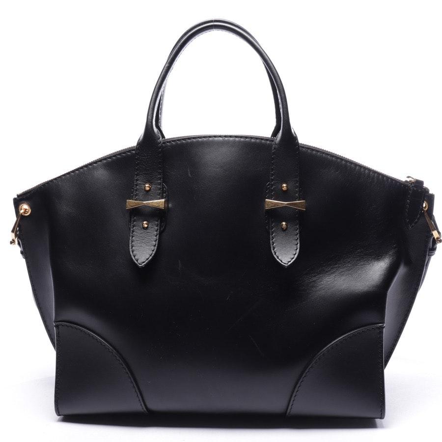 handbag from Alexander McQueen in black