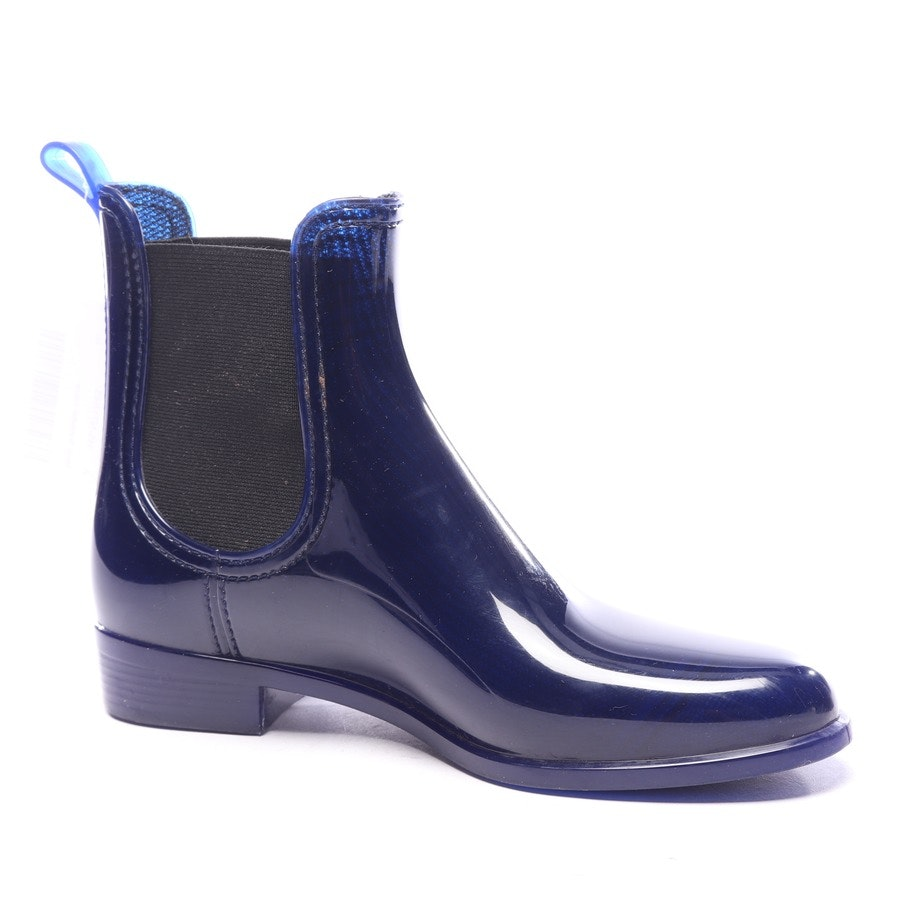 ankle boots from Unützer in blue size EUR 38