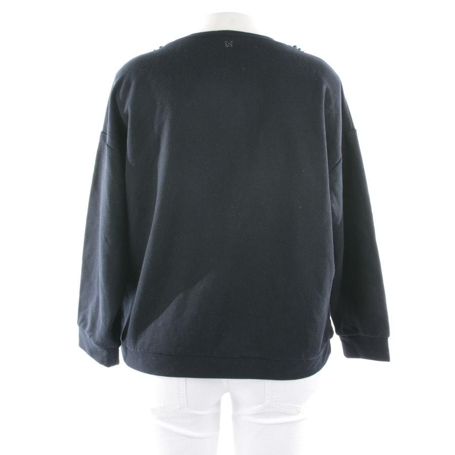 sweatshirt from Max Mara in dark blue size XL