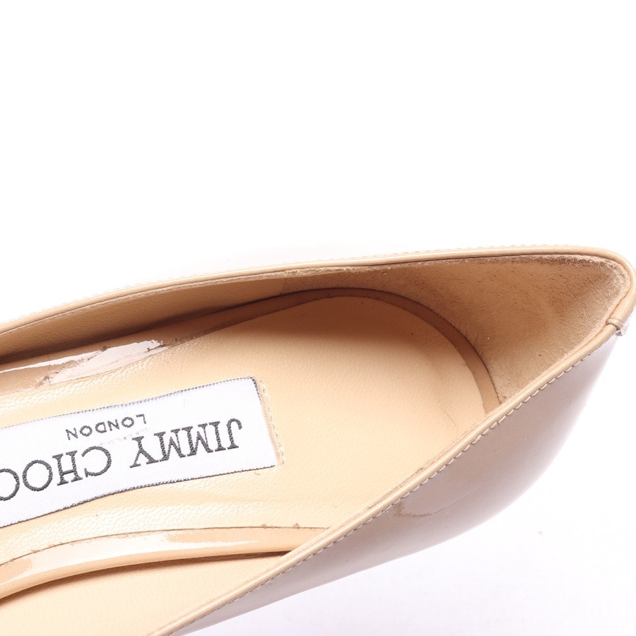 pumps from Jimmy Choo in sand size EUR 36