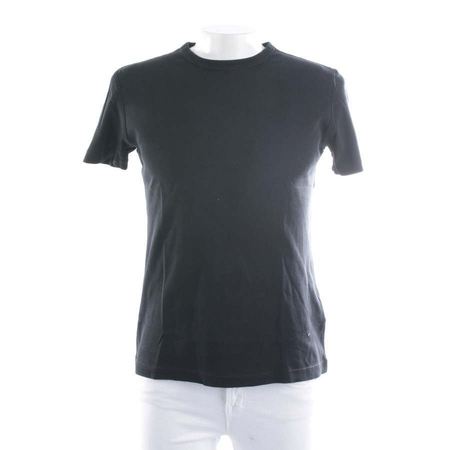 T-Shirt von Hugo Boss Orange in Schwarz Gr. M