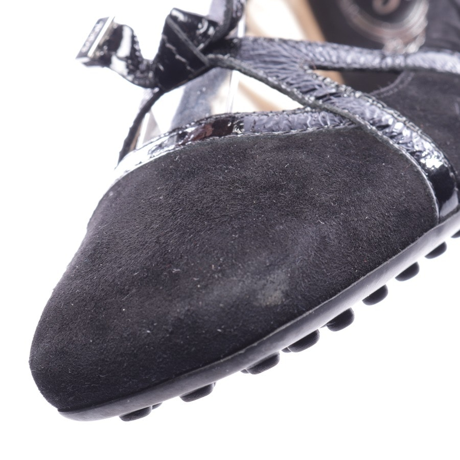 loafers from Tod´s in black size EUR 41