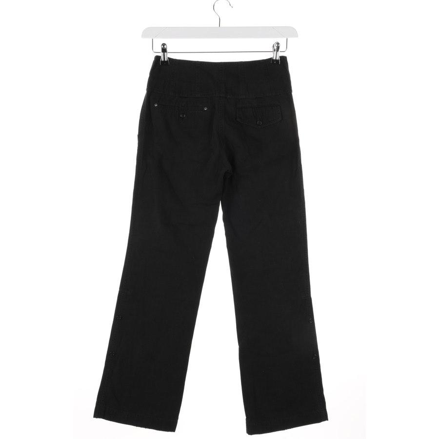 trousers from Sonia Rykiel in dark blue size 36
