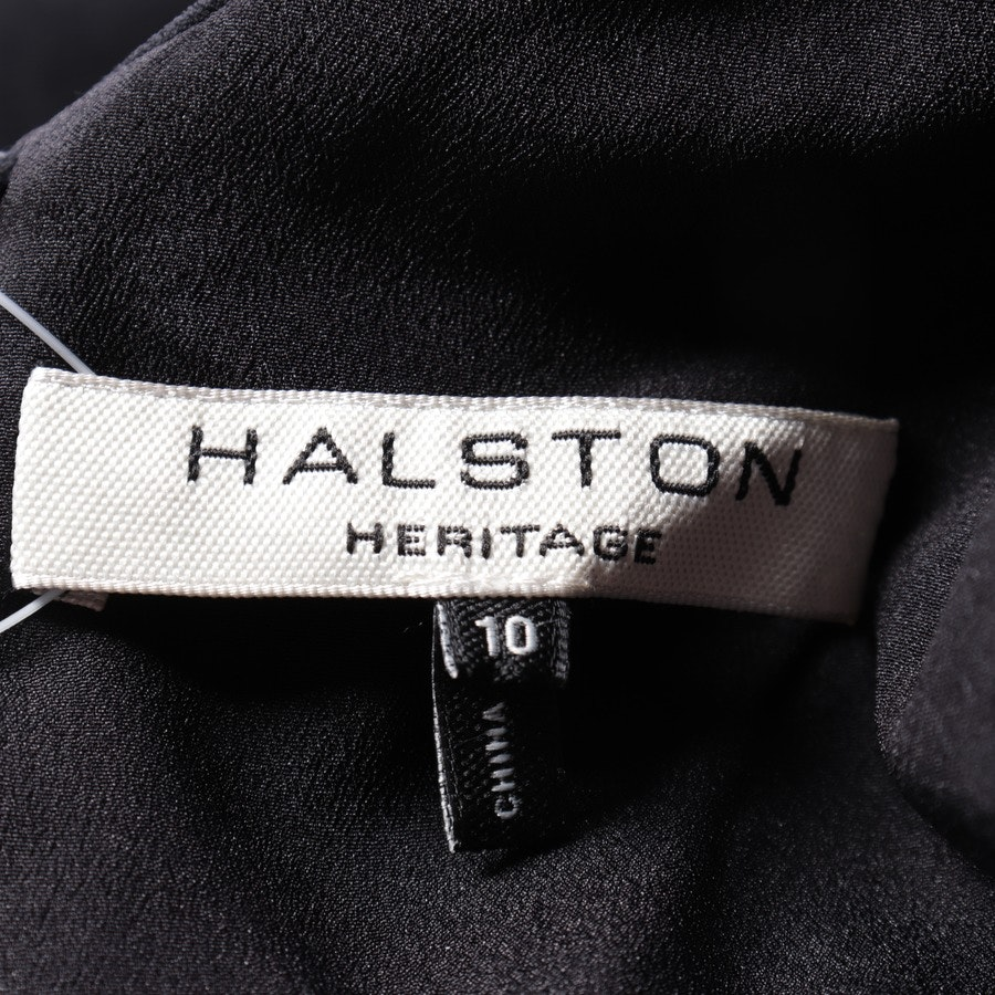 dress from Halston Heritage in black size 40 US 10