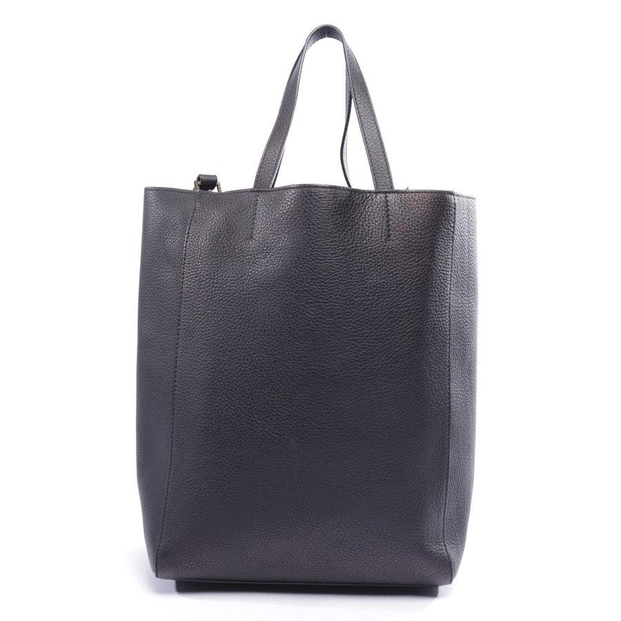 shopper from Anine Bing in black