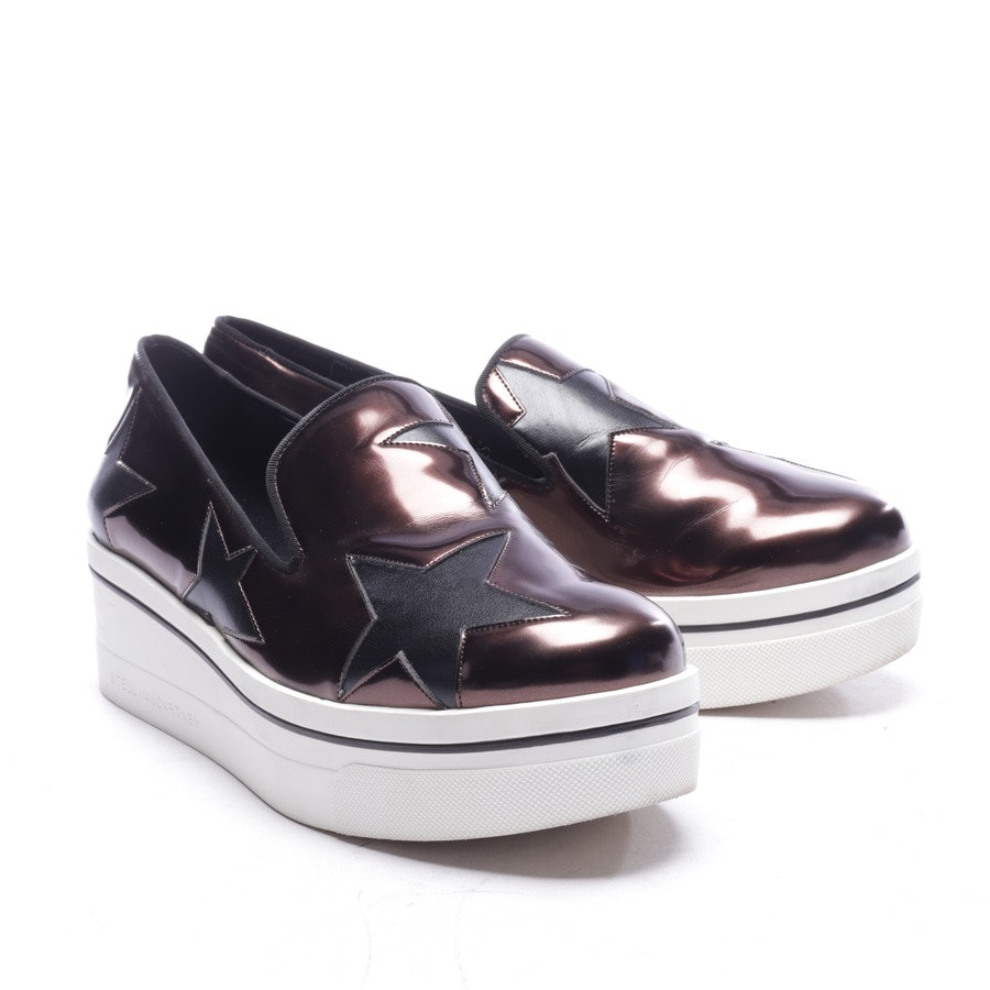 trainers from Stella McCartney in black and brown size EUR 37