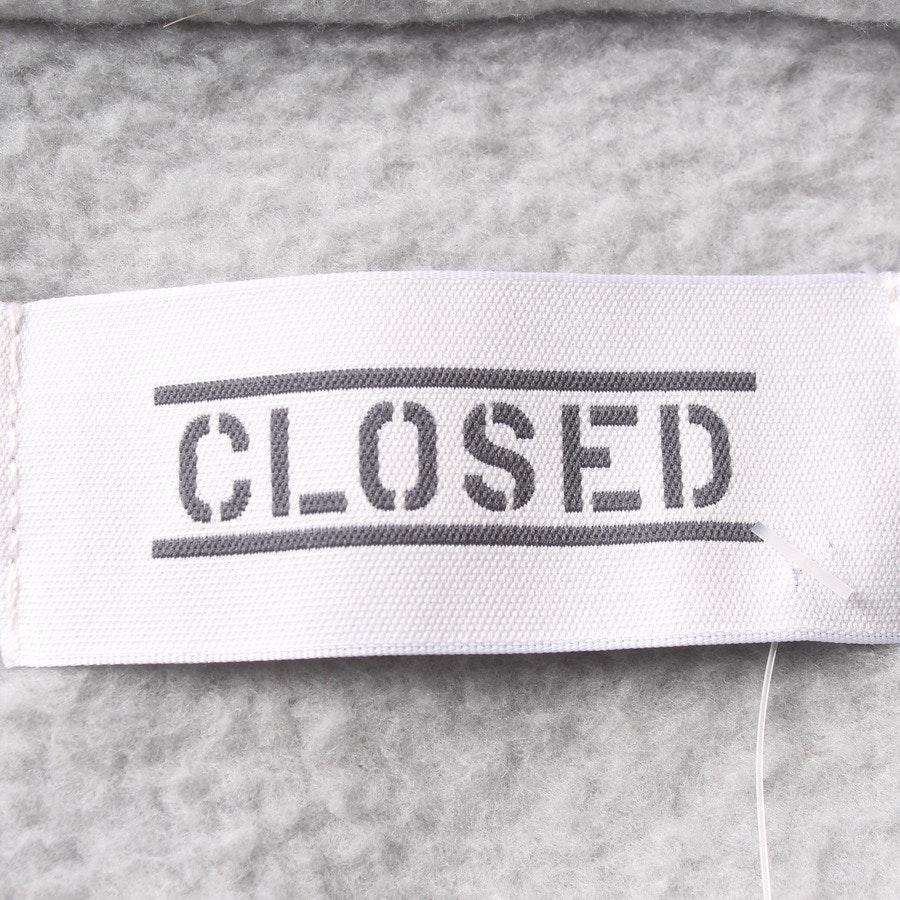 Wintermantel von Closed in Taubenblau Gr. S