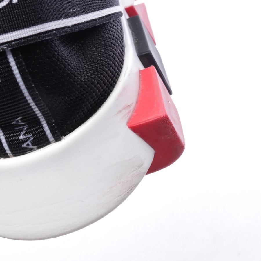 Sneaker von Dolce & Gabbana in Schwarz und Weiß Gr. EUR 40