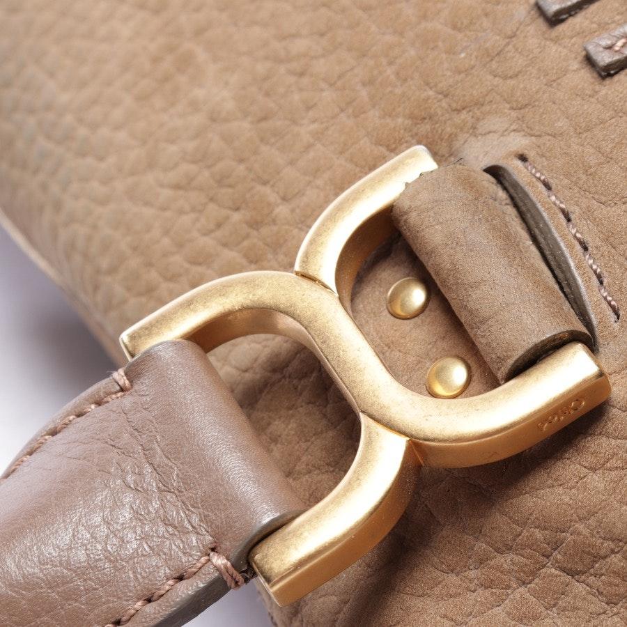 handbag from Chloé in brown - marcie tote bag large