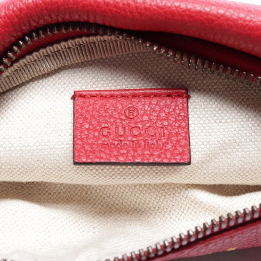 Gürteltasche von Gucci in Rot