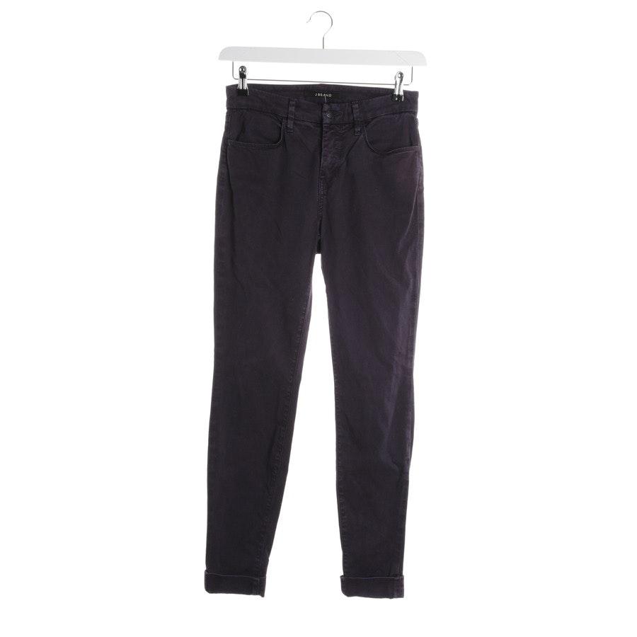 Jeans von J Brand in Aubergine Gr. W27