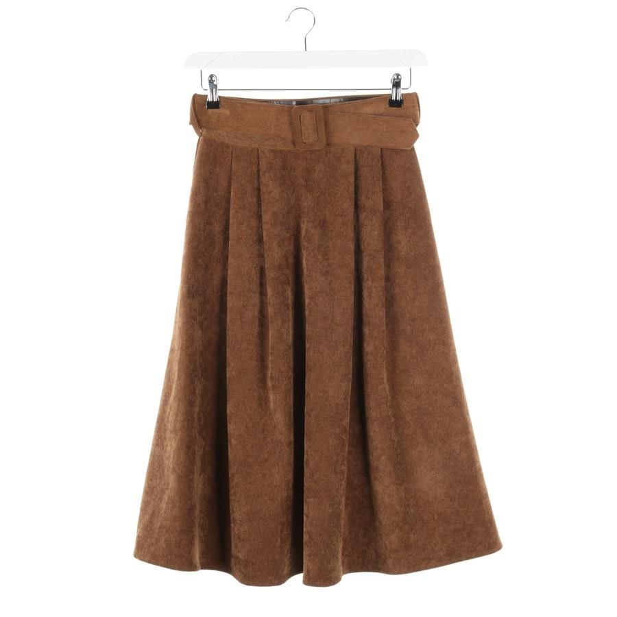 skirt from Rich & Royal in brown size 36