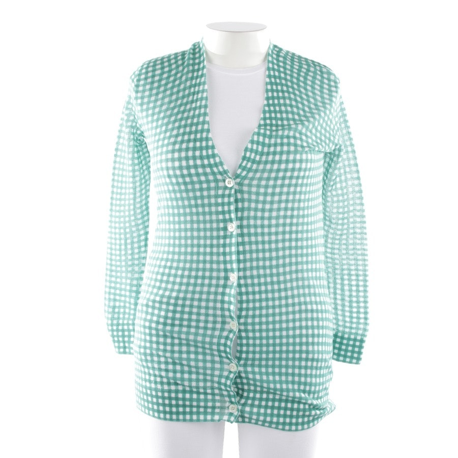 knitwear from J.CREW in green and white size 2XS
