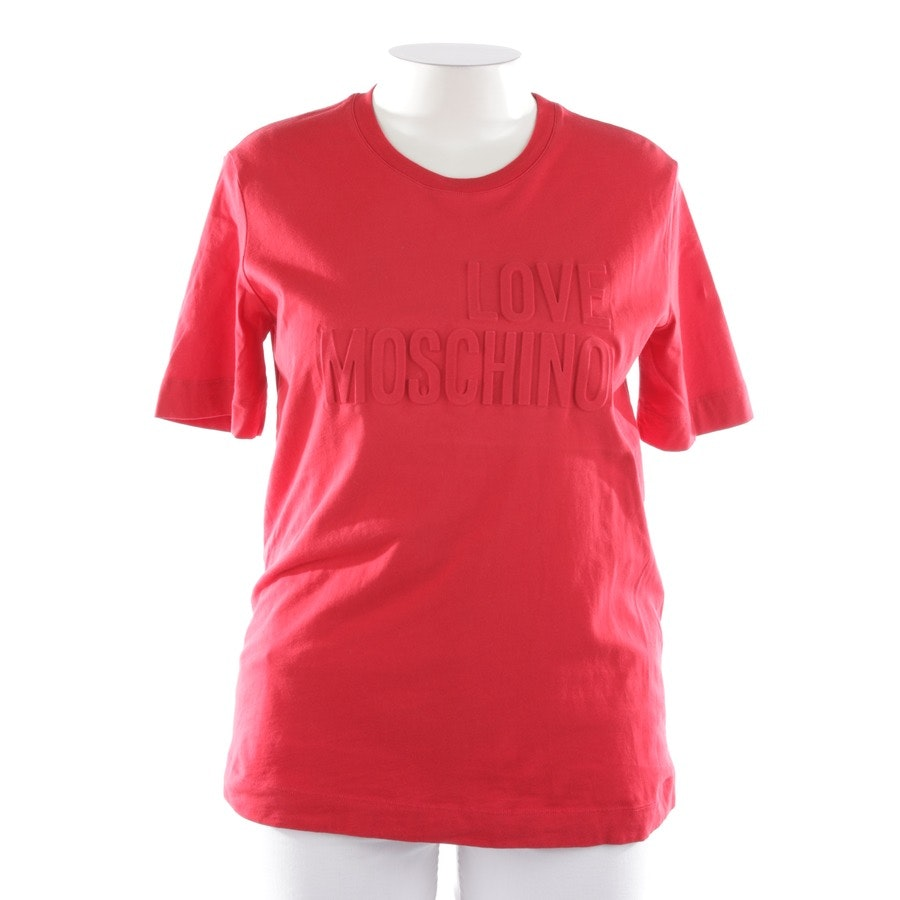 shirts from Love Moschino in red size 42