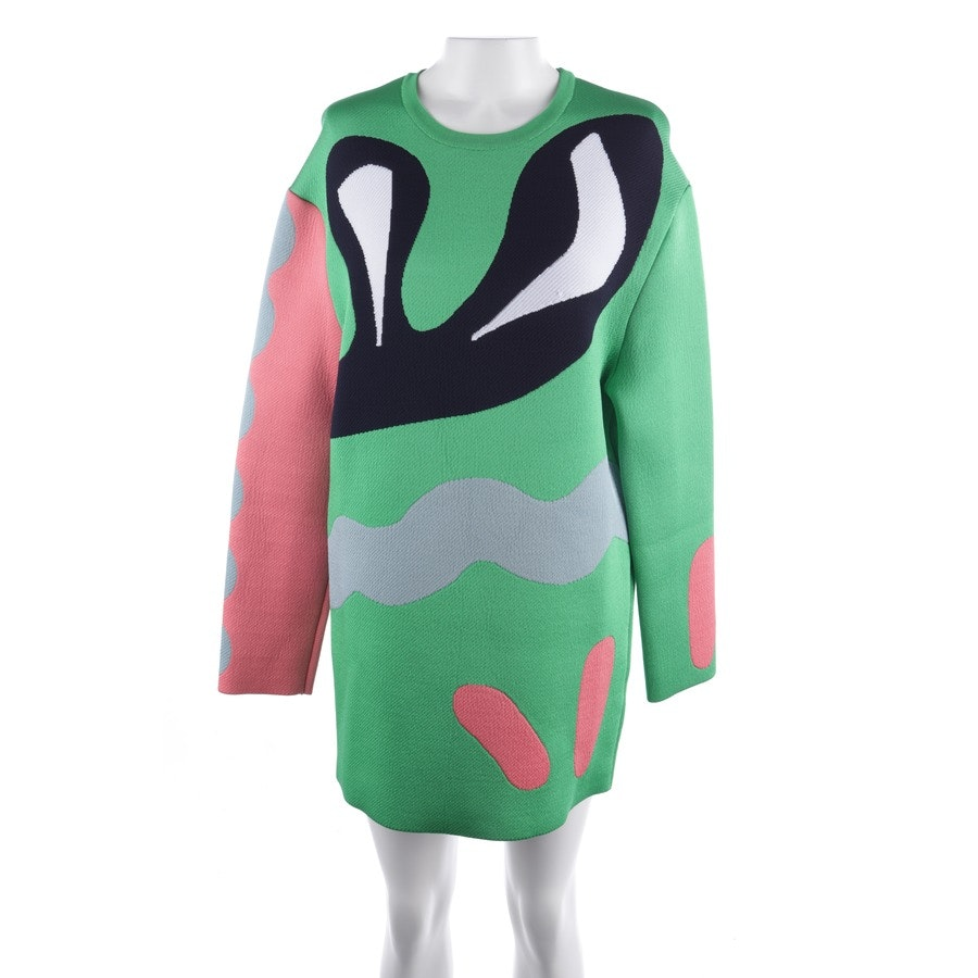 dress from ISSA in apple green and multicolor size S