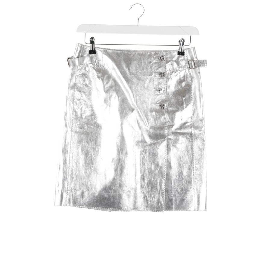 skirt from Louis Vuitton in silver size 36 FR 38