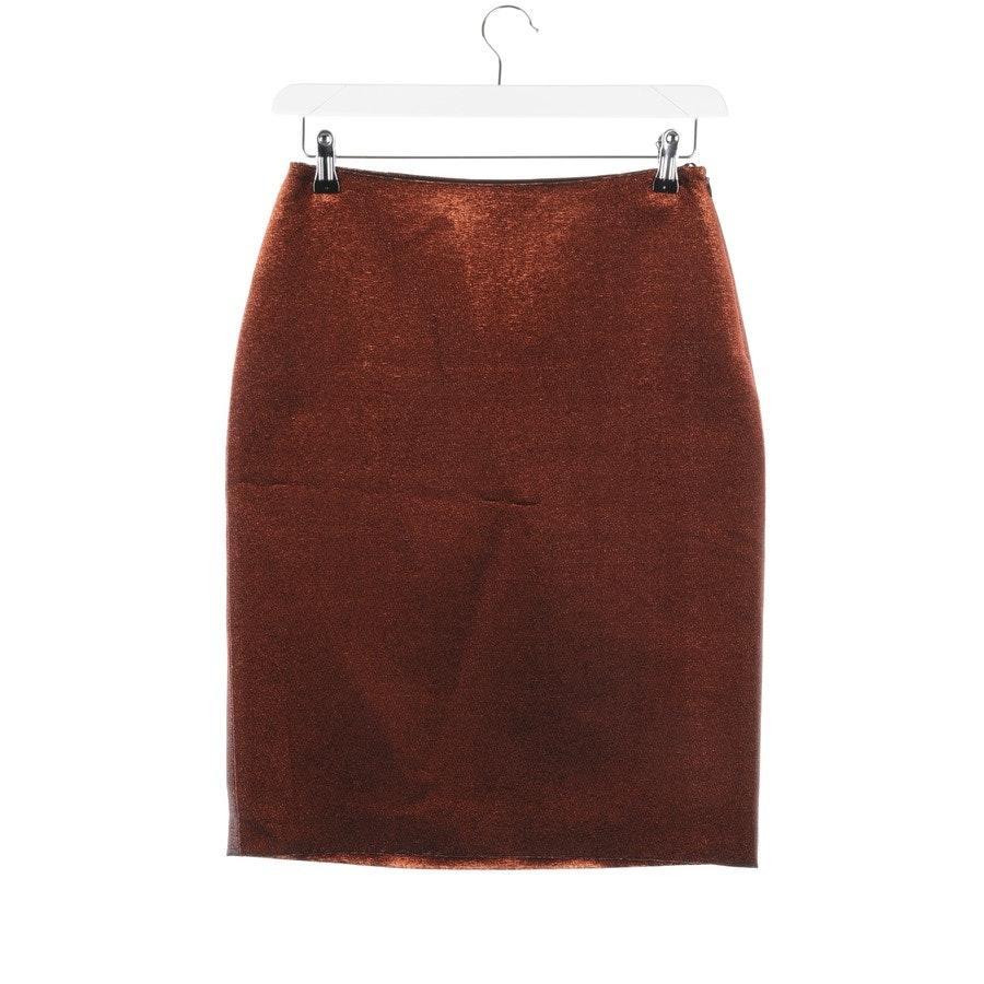 skirt from Jil Sander in copper size 36