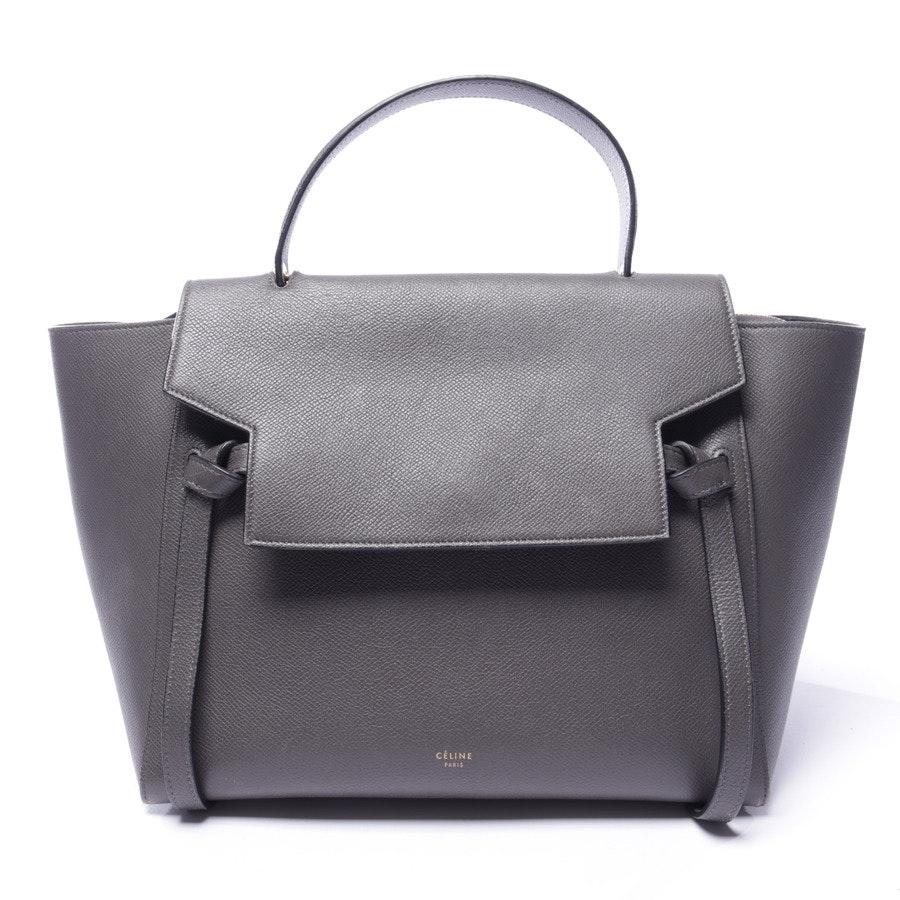 shoulder bag from Céline in anthracite