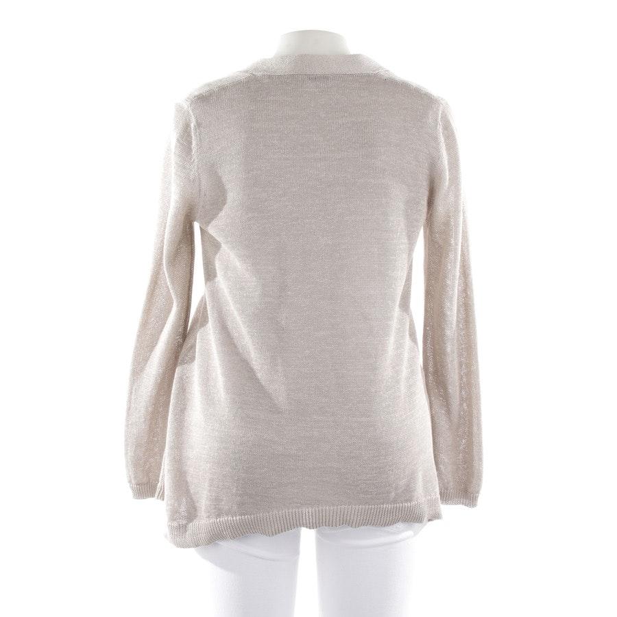 knitwear from Brunello Cucinelli in beige size L